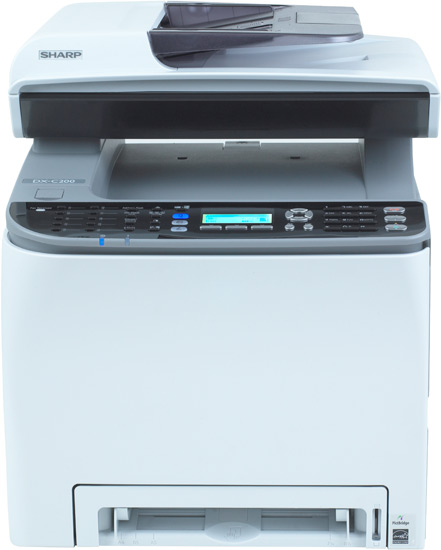 Sharp DX-C200 Colour Small Office MFP Copier