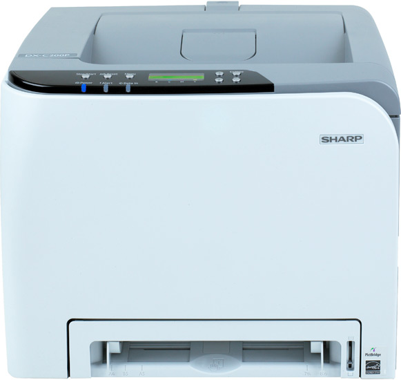 Sharp DX-C200P Colour Small Office Printer