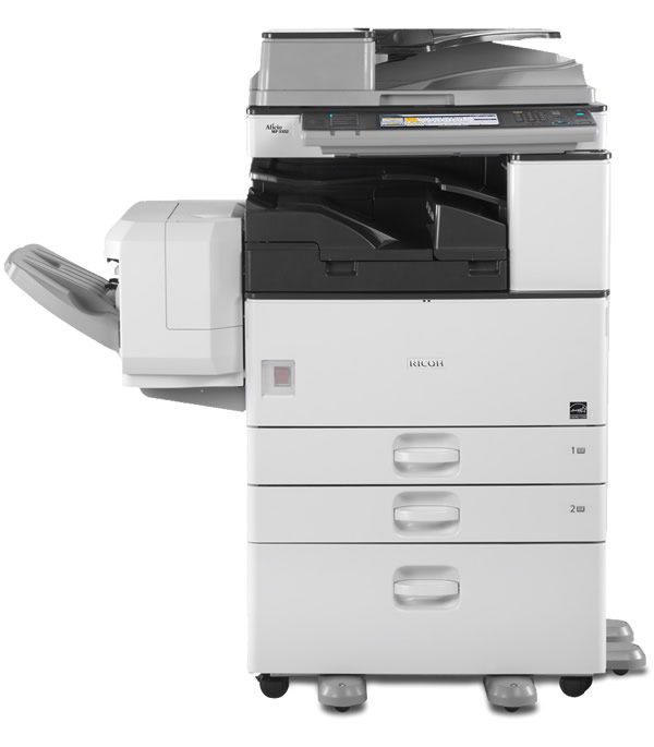 Ricoh MP-3552 Mono Copier MFD