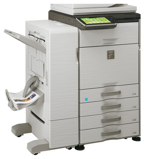 Sharp MX-5112N Colour Office MFP Copier