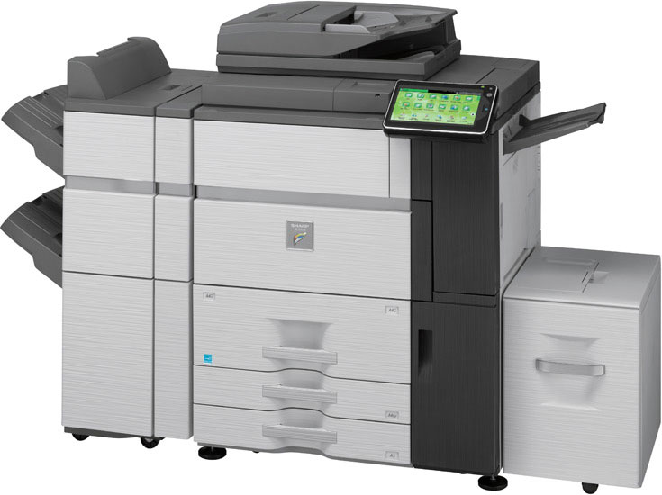 Sharp MX-7040N Colour Production MFP Copier