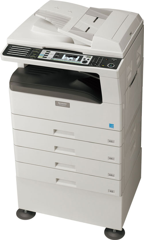 Sharp MX-M202D Mono Office MFP Copier