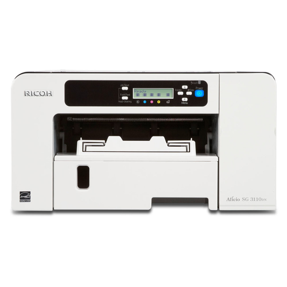 Ricoh SG-3110DN Colour Gel Printer