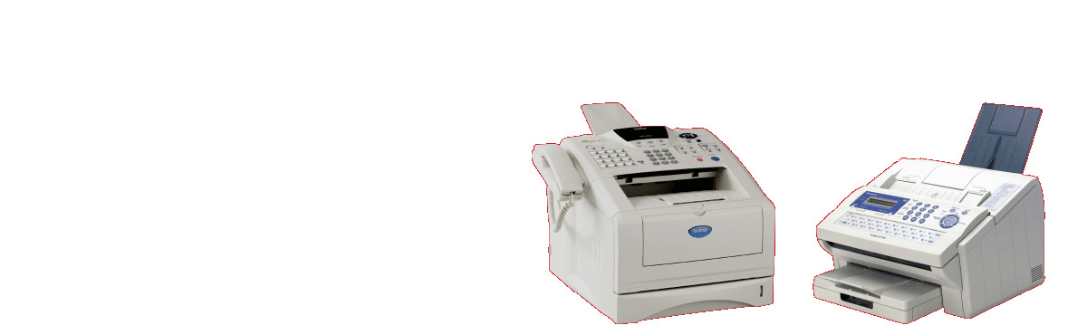 Fax Machines and Document Scanners